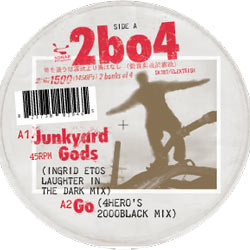 Junkyard Gods and much much more